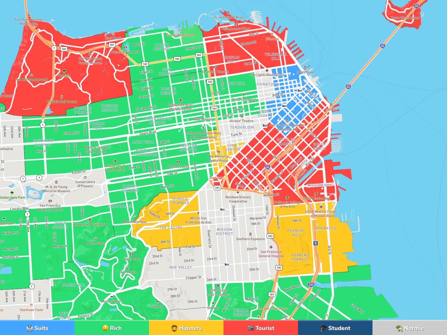 Om8jmgqm7cag0m Avoid the tourist traps and navigate cities' hip and alternative areas. https hoodmaps com san francisco neighborhood map